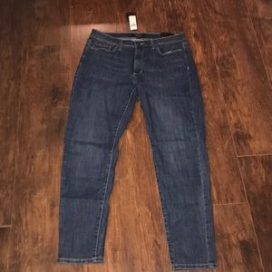 NWT BANANA REPUBLIC HIGH RISE SKINNY JEANS SZ 10
